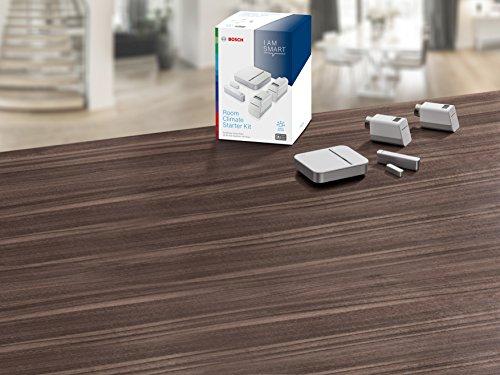 bosch smart home raumklima starter set mit app funktion variante deutschland 2 smarthomestore. Black Bedroom Furniture Sets. Home Design Ideas