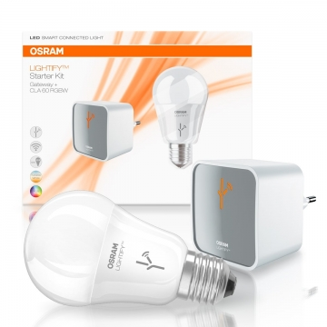 Osram Lightify starter kit 001