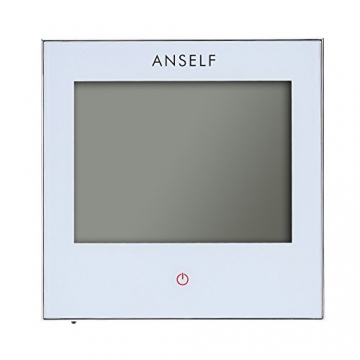 Anself Raumthermostat Display aus