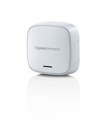 Gigaset elements Alarmanlage / elements starter kit / Smart Home Basisstation Bewegungsmelder Türsensor / Kompatibel mit Philips Hue10