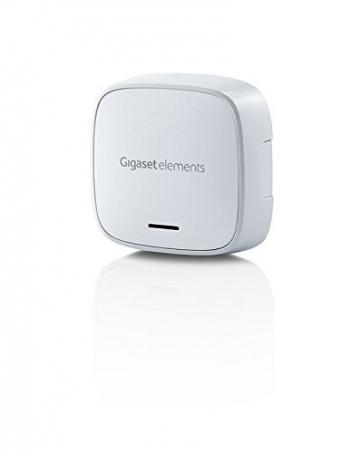 Gigaset elements Alarmanlage / elements starter kit / Smart Home Basisstation Bewegungsmelder Türsensor / Kompatibel mit Philips Hue10