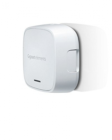 Gigaset elements Alarmanlage / elements starter kit / Smart Home Basisstation Bewegungsmelder Türsensor / Kompatibel mit Philips Hue12