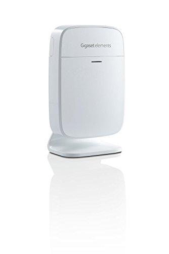 Gigaset elements Alarmanlage / elements starter kit / Smart Home Basisstation Bewegungsmelder Türsensor / Kompatibel mit Philips Hue4