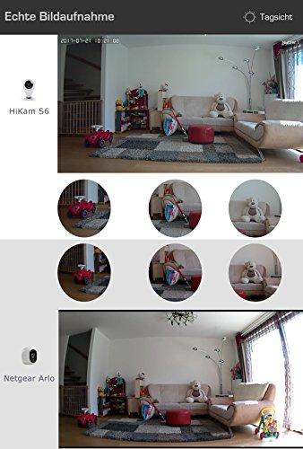 hikam s6 die kamera f r ein sicheres zuhause1. Black Bedroom Furniture Sets. Home Design Ideas