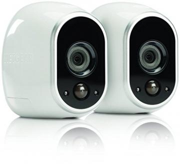 Netgear Arlo VMS3230-100EUS Smart Home 2 HD-Überwachung Kamera-Sicherheitssystem2