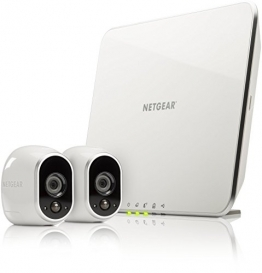 Netgear Arlo VMS3230-100EUS Smart Home 2 HD-Überwachung Kamera-Sicherheitssystem