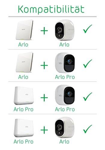 Netgear Arlo VMS3230-100EUS Smart Home 2 HD-Überwachung Kamera-Sicherheitssystem6