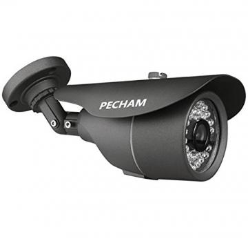 Dome-Kamera 1200TVL HD IR CCTV Kamera Sicherheit Überwachungskamera Nachtsicht
