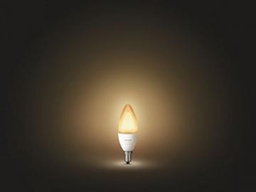Philips Hue White Ambiance E14 LED Kerze Erweiterung2