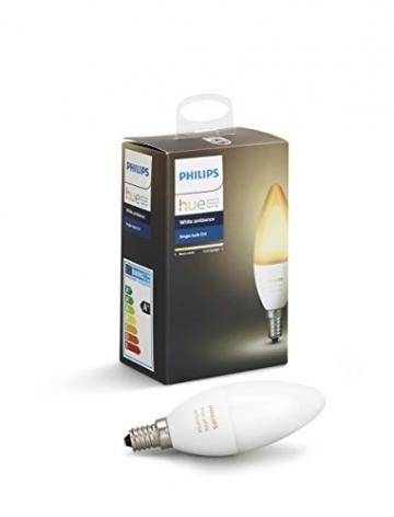 Philips Hue White Ambiance E14 LED Kerze Erweiterung3