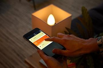 Philips Hue White Ambiance E14 LED Kerze Erweiterung8