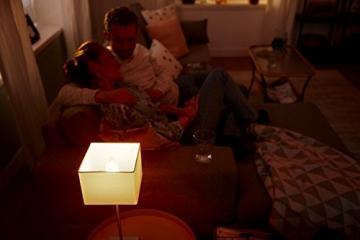 Philips Hue White Ambiance E14 LED Kerze Erweiterung9