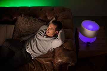 Philips Hue White & Color Ambiance E27 LED Lampe Erweiterung, 3. Generation11