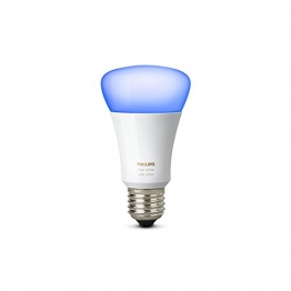 Philips Hue White & Color Ambiance E27 LED Lampe Erweiterung, 3. Generation1