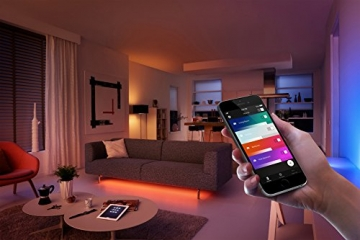 Philips Hue White & Color Ambiance E27 LED Lampe Erweiterung, 3. Generation5