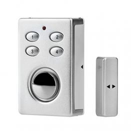 kobert-goods-sp65-silber-drahtloser-tuer-fenster-garage-oder-vitrinen-alarm-einsatz-als-alarmanlage-einbruchsschutz-mit-pin-code-eingabe-magnet-vibration-erschuetterung-sensor-sowie