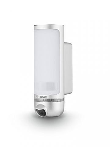 Bosch Smart Home Eyes Aussenkamera mit Beleuchtung 1