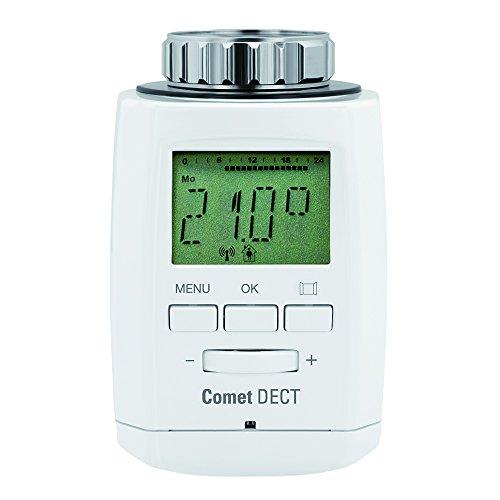 eurotronic comet dect heizk rperthermostat thermostat. Black Bedroom Furniture Sets. Home Design Ideas