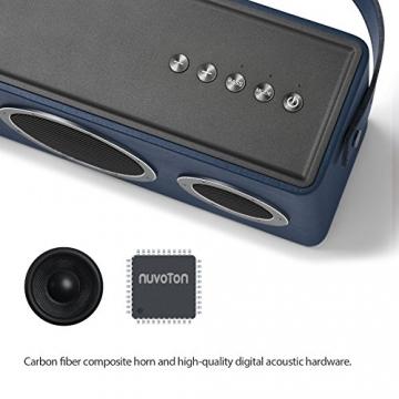 GGMM M4 Tragbarer Multiroom Lautsprecher AirPlay 4