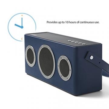 GGMM M4 Tragbarer Multiroom Lautsprecher AirPlay 5
