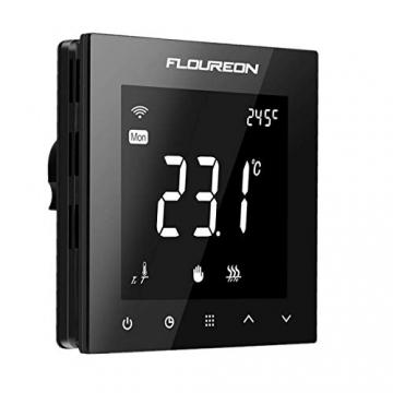 Flureon WiFi raumthermostat smart home heizung fussbodenheizung 06